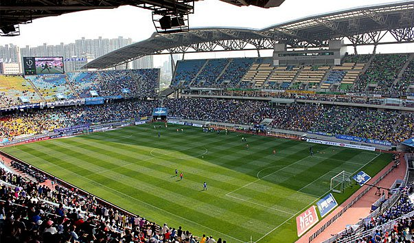 Стадион Сувон