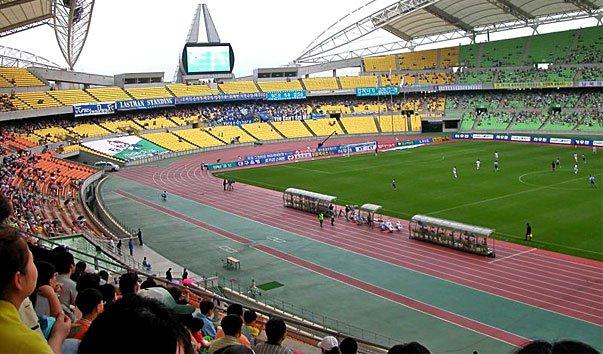 Стадион Тэгу