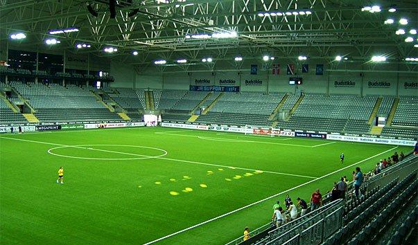 Стадион «Теленор Арена»