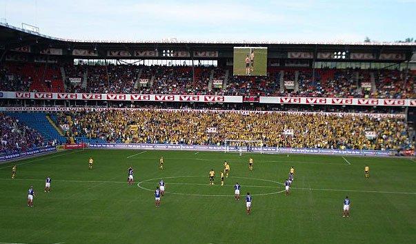 Стадион «Уллевол»