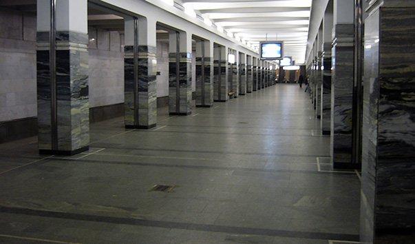Станция метро Академия Наук