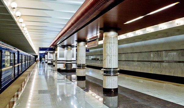Станция метро Борисовский тракт