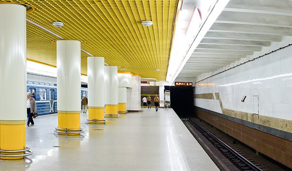 Станция метро Кунцевщина