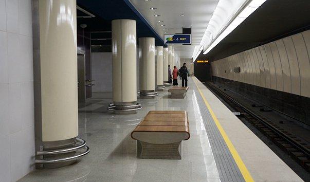 Станция метро Михалово