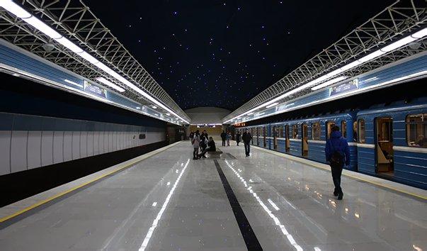 Станция метро Петровщина