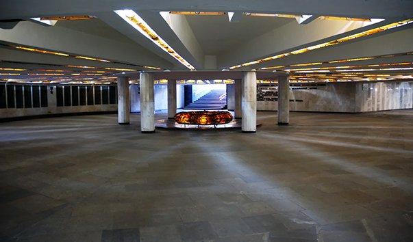 Станция метро Площадь Победы