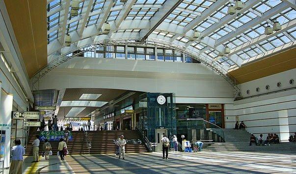 Станция Нагано