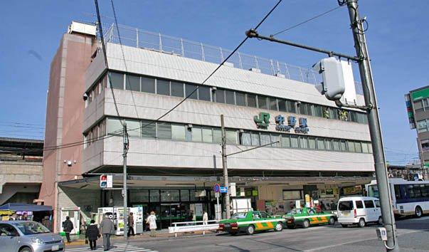 Станция Накано