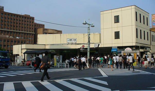 Станция Отяномидзу