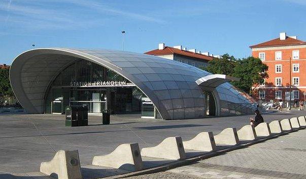 Станция Триангельн