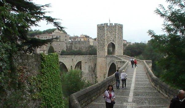 Старая крепость Жироны