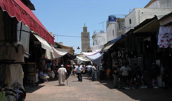 Старый город-медина Рабата