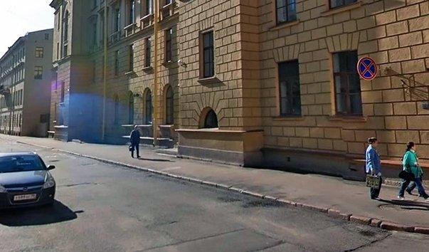 Столярный переулок