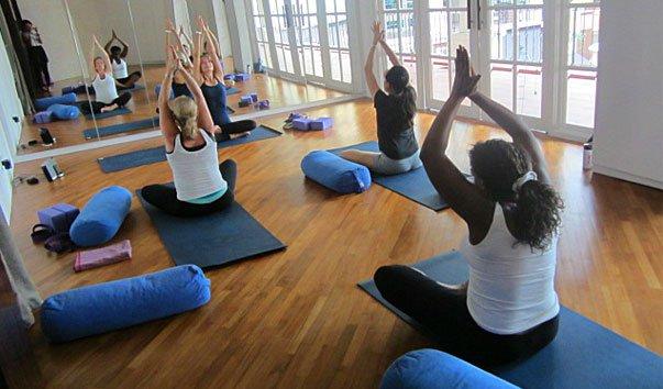 Студия йоги Love Yoga на острове Koh Phangan
