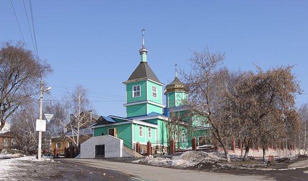 Свято-Сергиевский кафедральный собор