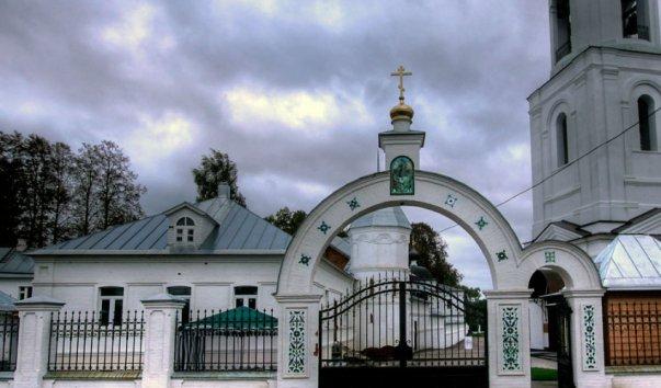 Свято-Троицкий Стефано-Махрищский женский монастырь