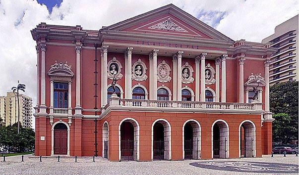Театр Da Paz