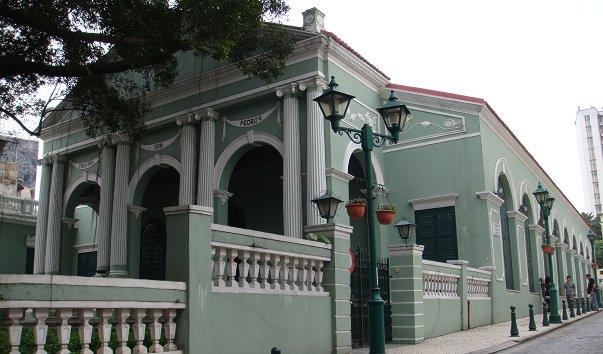 Театр Dom Pedro V