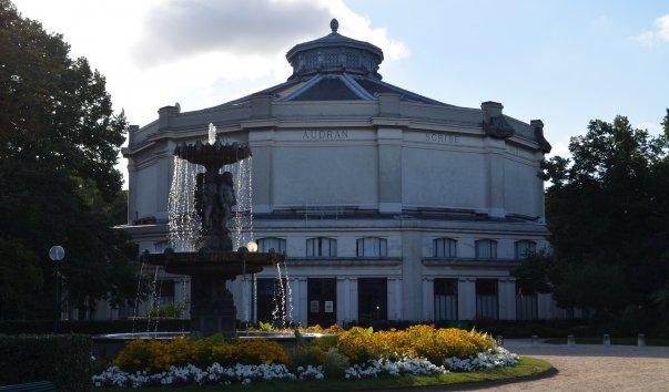 Театр Мариньи-Робер Оссейн