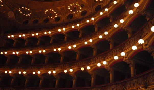 Театр Массимо Беллини