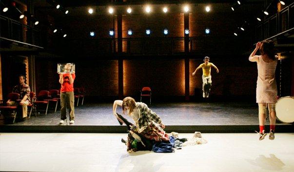 Театр современного танца Dancemakers