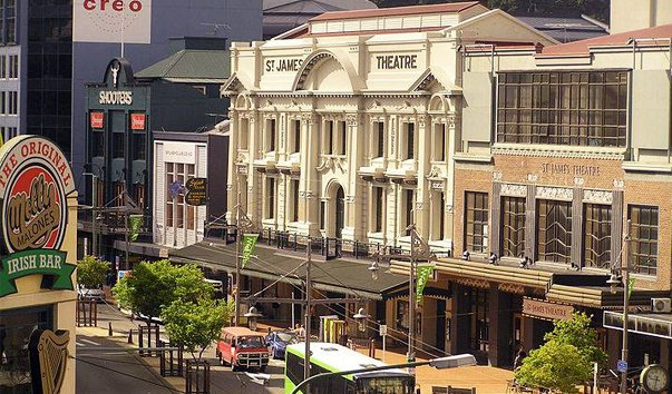 Театр Святого Джеймса