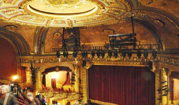 Театры Элгин и  Зимний сад