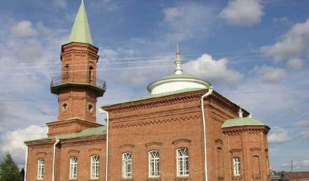 Тобольская соборная мечеть