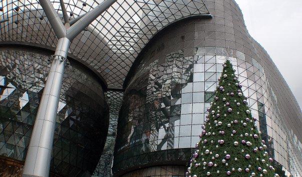 Торговый центр ION Orchard