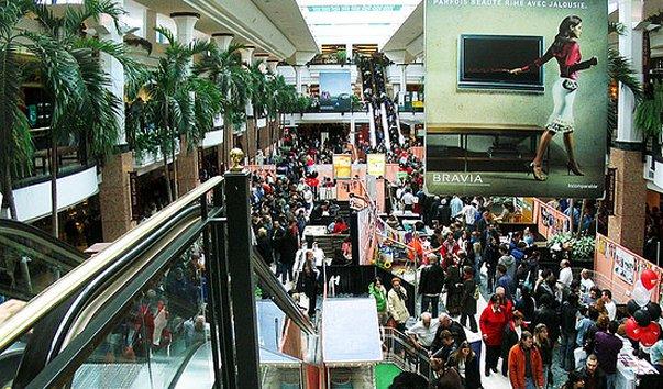 Торговый центр Place Laurier