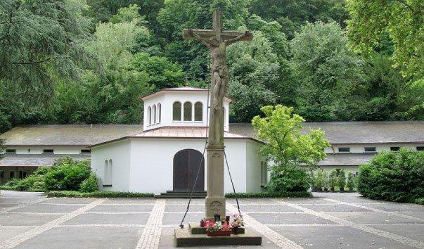 Центральное кладбище Кобленца