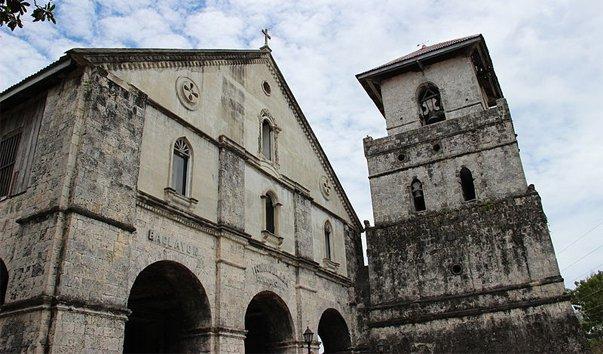 Церковь Баклайон