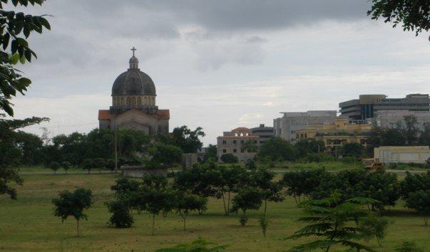 Церковь Хесус-де-Мирамар