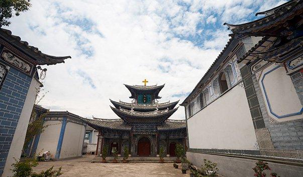 Церковь Христа в Китае