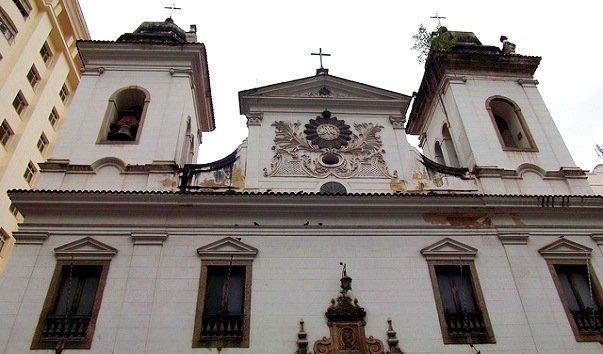 Церковь Розарио