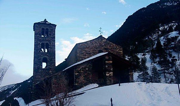 Церковь  Сан-Хуан-де-Казеллес
