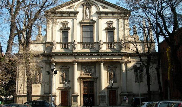 Церковь Сант-Анджело