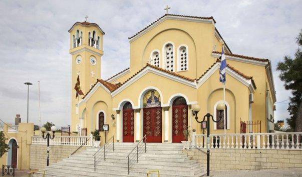 Церковь Зоодохос Пиги