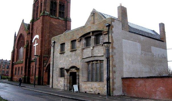 Церковный зал Ruchill
