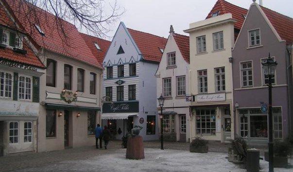 Улица Бётхерштрассе