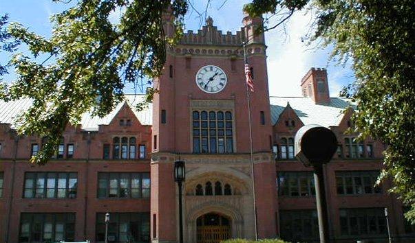 Университет Айдахо