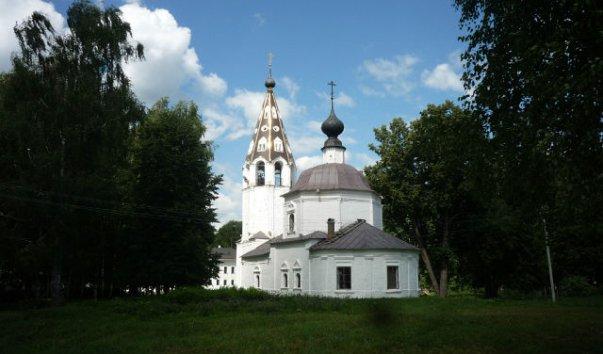 Успенский собор конца XVII в.