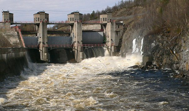 Верхнетуломская ГЭС
