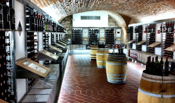 Винные погреба Vinatrium Cellars