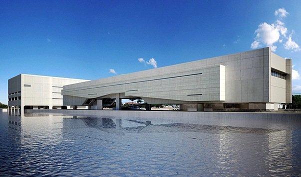 Выставочный центр Cais das Artes