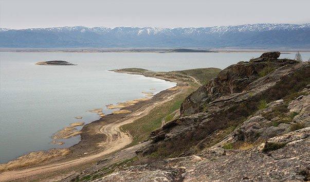 Водохранилище  Бухтарминское