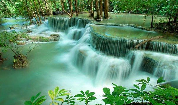 Водопад Хуай Мае Хамин