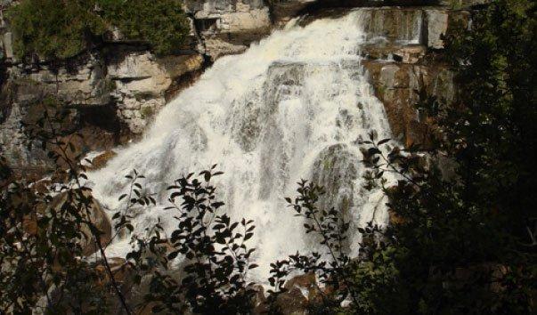 Водопад Инглис