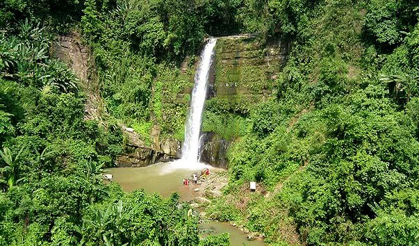 Водопад Madhabkunda