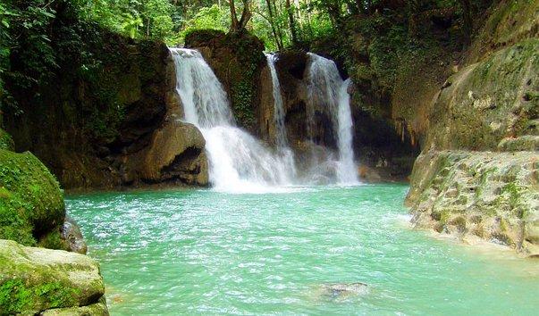 Водопады Маг-Асо